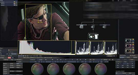 数字电影后期制作软件mac版(assimilate scratch) v8.5.913 最新版