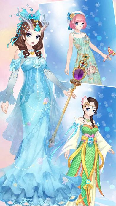 甜美可爱的小清新装扮,干练时尚的职业装,另类帅气的朋克装,可爱公主