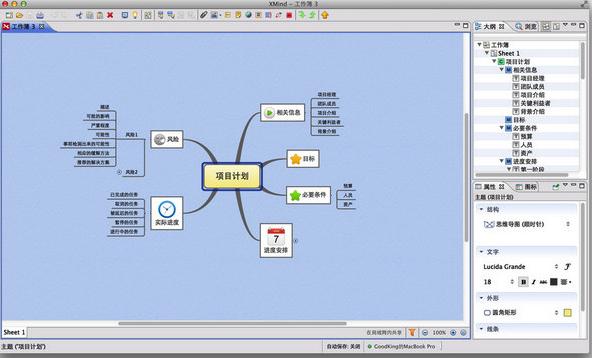 商业思维导图软件