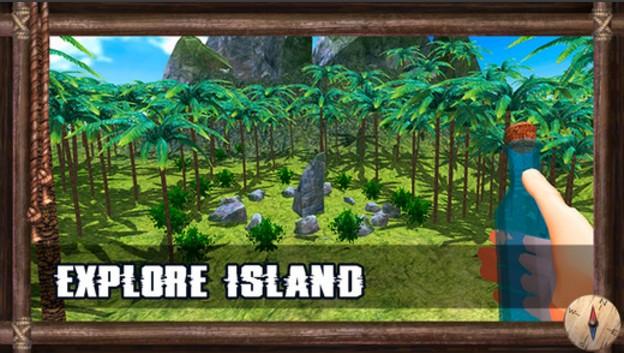 南山南,北海北,北海有墓碑,为啥有墓碑?在这里挑战生存求生的人太多了呗,荒岛求生进化iOS版(Survival Island)让您一瞬间感受到绝望的姿态,在小道上利用尽有的资源制作工具,自己进行捕猎,荒岛求生进化iOS版3D真实场景,具有极强的代入感,解决食物的问题很关键。