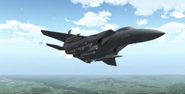 《现代战斗机 Strike Fighters Modern Combat》是一款空战模拟游戏。游戏中玩家可以选择驾驶各国战斗机执行空战任务。还可以选择天朝的战机哦。游戏难度较高考验玩家操作,喜欢这类游戏的玩家不要错过。 驾驶最新型的战斗机,在天空自由的驰骋,你可以选择自由模式,感受飞行的乐趣,在空旷的地图上自由的飞翔,还可以做特殊的眼镜蛇机动,练习驾驶技巧,还可以选择战斗模式,去击溃敌人的战机。
