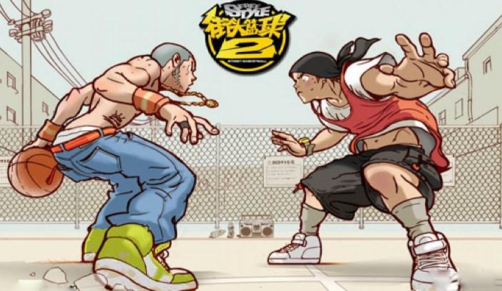 街头篮球2官方版(韩国正版授权) v0.43 安卓手机版