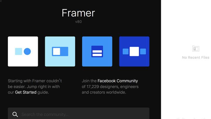 Framer Studio Mac免激活版