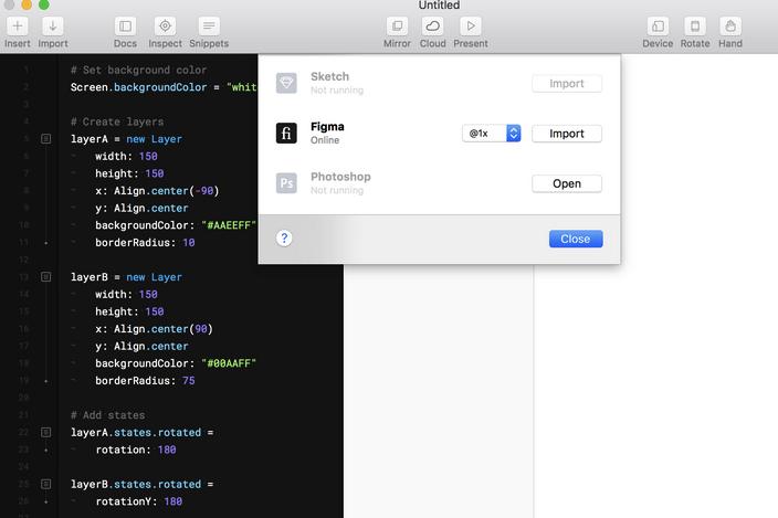 Framer Studio Mac破解版