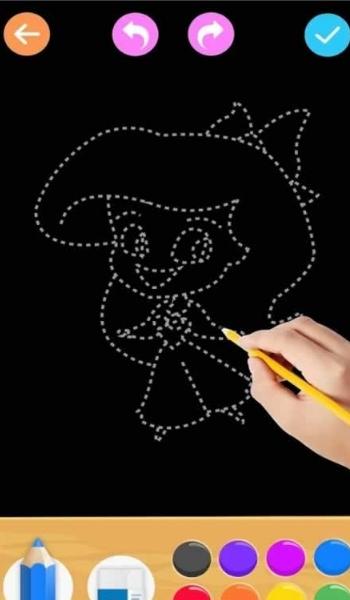 公主学画画app(draw princess) v1.0.5 免费版