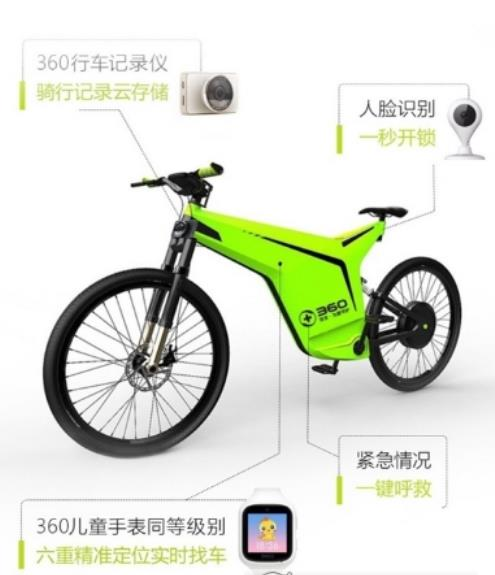 360共享单车官方手机版界面