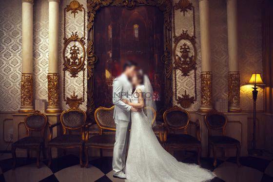 婚纱照设计模板 wedding