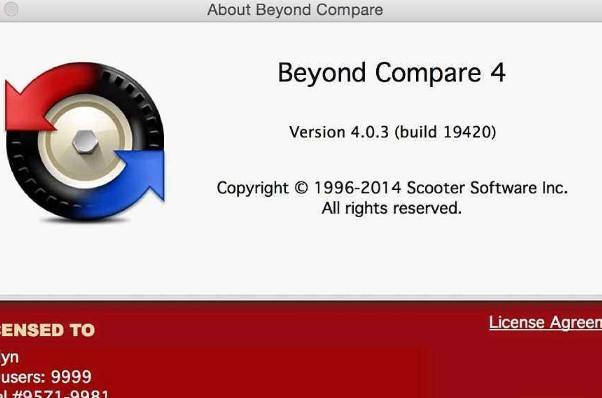 beyond compare注册码注册机