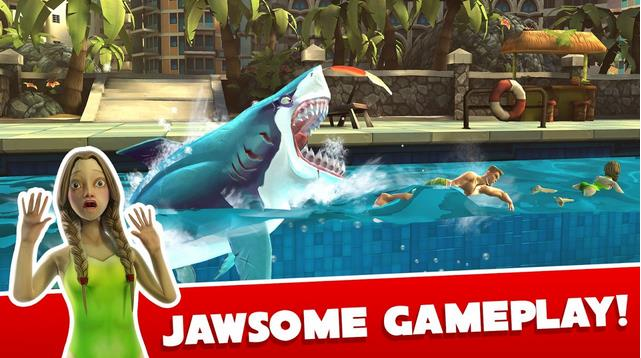 饥饿鲨世界无限金币钻石版截图