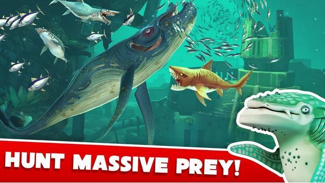 饥饿鲨世界无限金币钻石版介绍