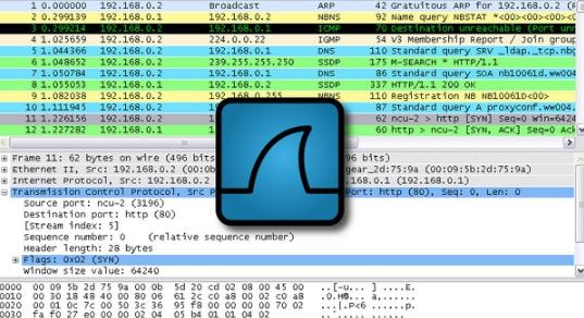 Wireshark Mac版