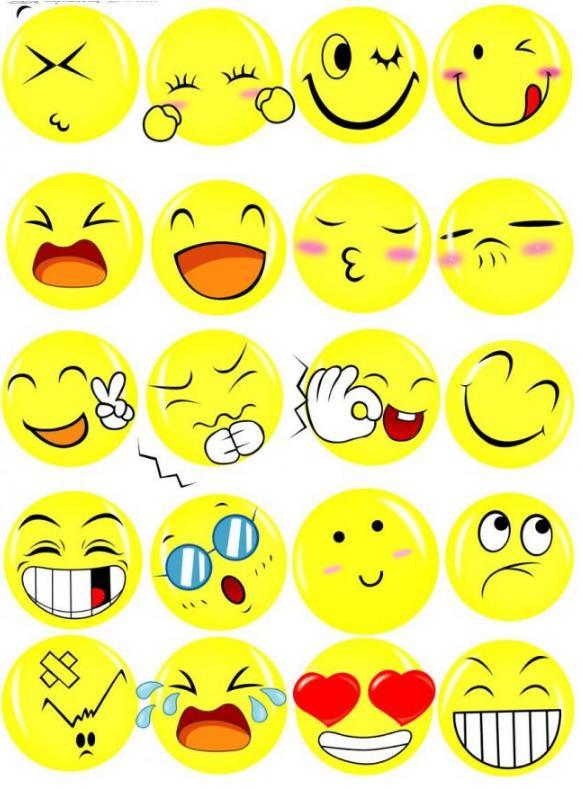 一个人的表情代表着心情,在这款各种可爱表情psd源文件中有多款可爱的表情,黄色的圆形为背景,多种表情通过手绘的形式花在黄色球型中,生气的、开心的、可爱的、酷酷的、发呆的等等共20款,每个表情都非常形象。详情还请见jpg缩略图,喜欢的小伙伴收藏下载吧!
