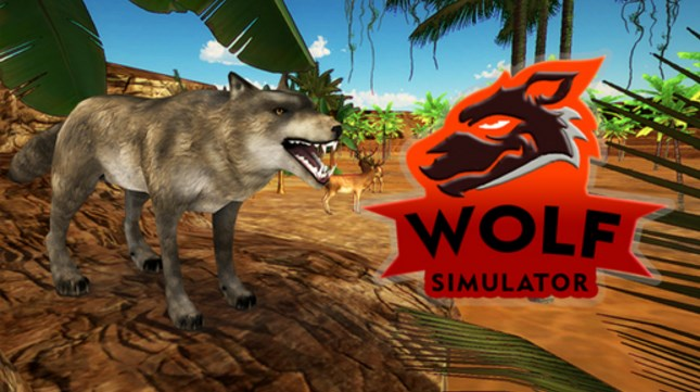 用野生动物模拟器成为旷野中最强大的动物