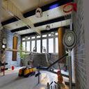 家居健身房3D模型设计