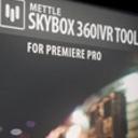 360°VR三维全景制作特效Premiere插件