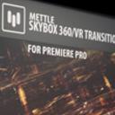 360°VR三维全景转场特效Premiere插件1&2