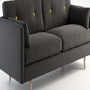 现代舒适沙发3D模型