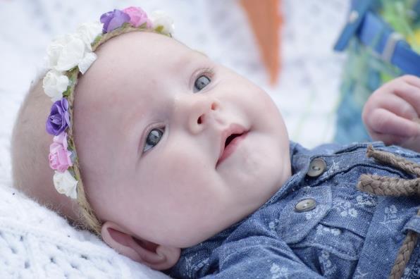 可爱外国宝宝精美图片