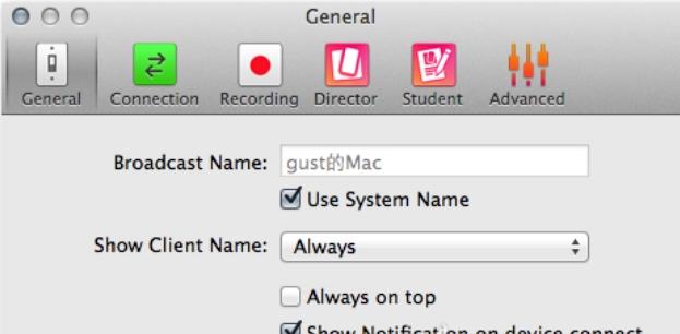 Reflector Mac版截图