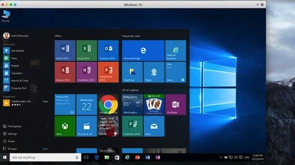 Mac安装Parallels Desktop12双系统怎么卸载