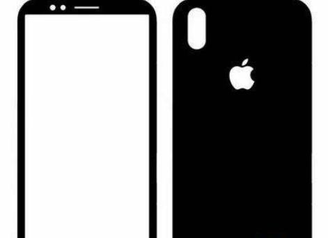 苹果iphone8疑似双电池