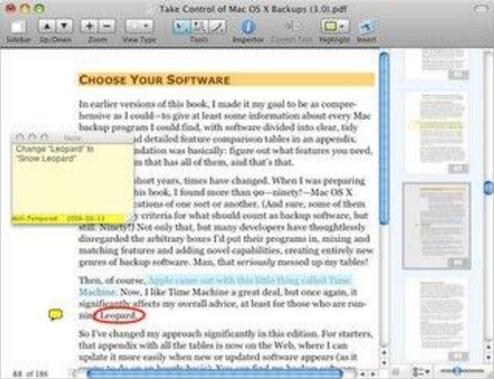 PDFpenPro 9 Mac版特色
