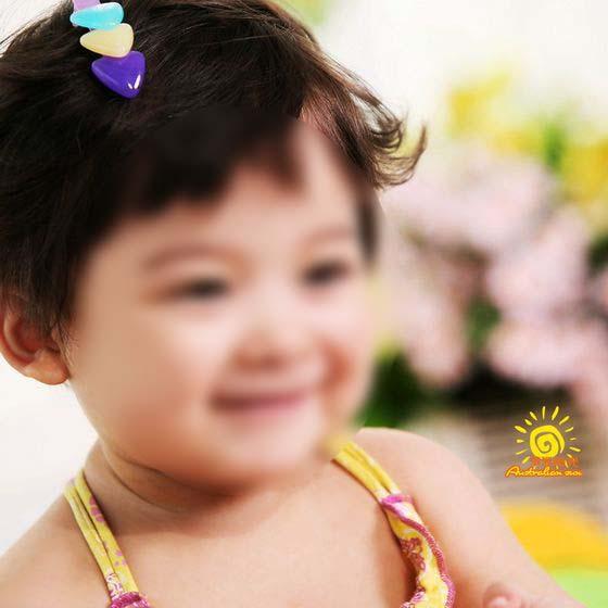 儿童相册模板澳洲阳光 12