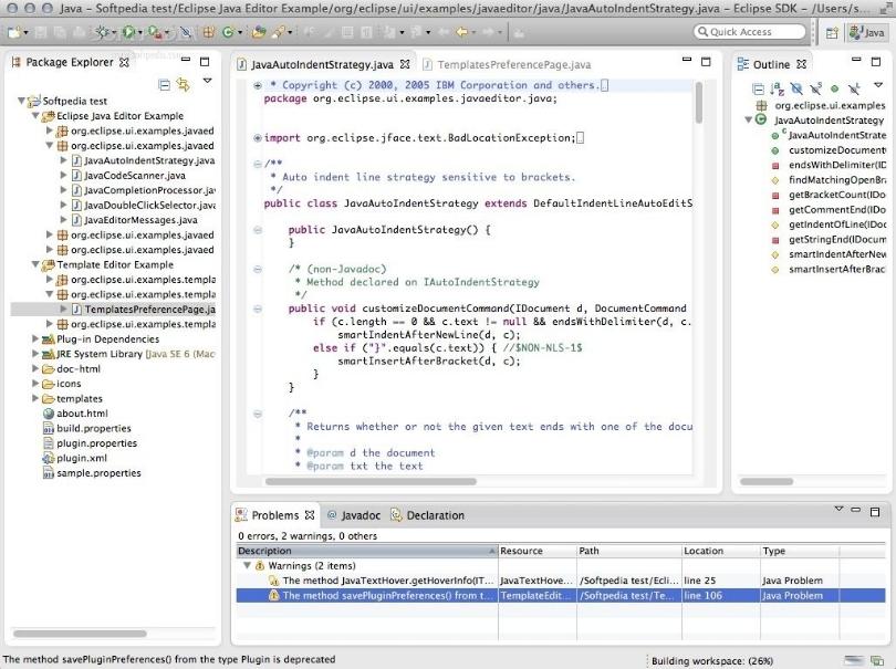 首页 mac下载 mac软件 编程开发 > eclipse sdk for mac下载  java开