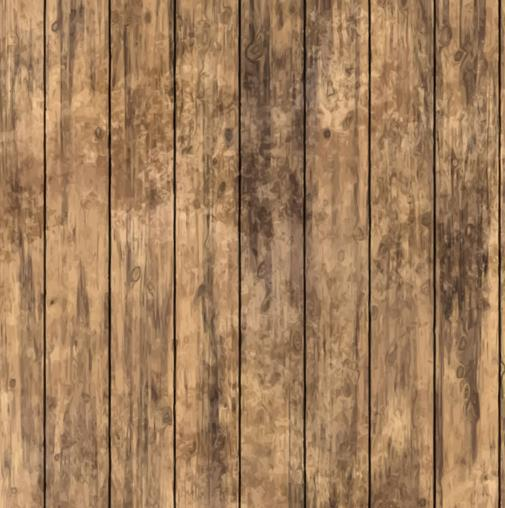做旧木质地板背景矢量图
