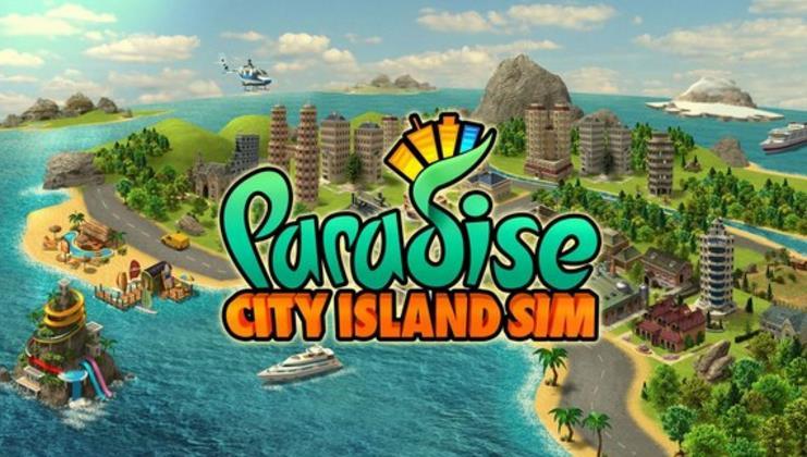 模拟天堂城市岛屿安卓版(建设自己心目中最梦) v1.4.1 手机正式版