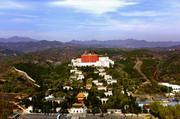 承德普陀宗乘之庙全景图摄影图片