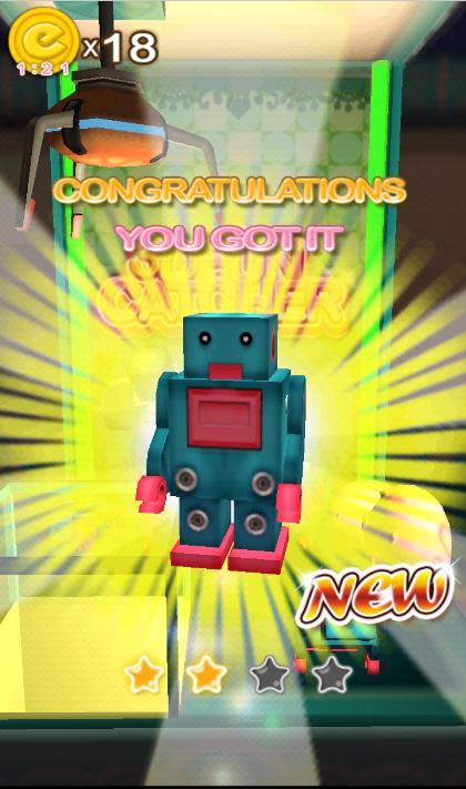 双人娃娃机安卓版(娃娃机游戏手机版) v1.0 android版