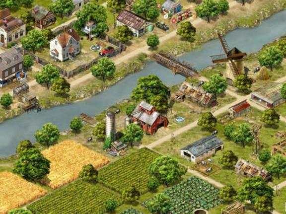 从农场到城市朝代中文iOS版
