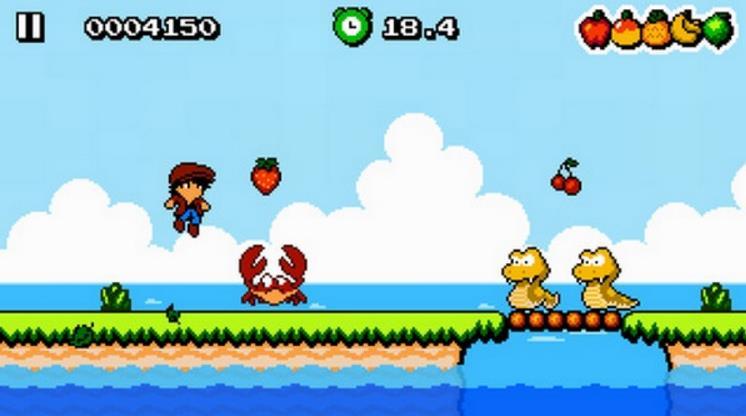 动作射击 > 迈尔斯与基洛手机苹果版下载  游戏的全部包含5个岛屿30张
