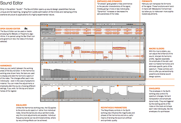 Celemony Melodyne Studio for Mac截图