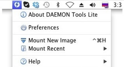 DAEMON Tools Lite Mac版截图