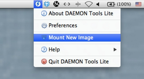 DAEMON Tools Lite Mac版特色