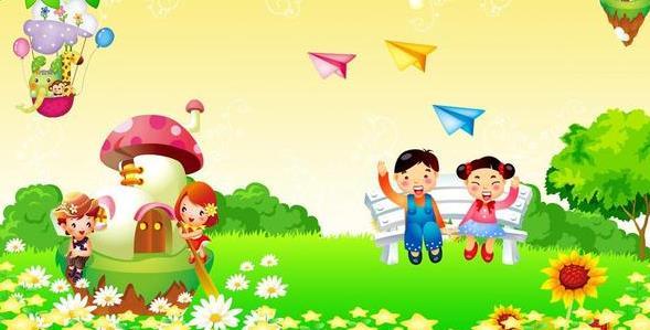 只有孩子的笑才是天真无邪的,那么在6.1儿童节来临之际小编为设计师们准备了这款六一儿童节幼儿园广告模板AI素材,其中主要突出的元素就是6.1儿童节,整个以春天绿色为背景,其中彩色气球,彩色飞机,彩色花朵,向日葵都是为卡通男孩与女孩准备的,还有可爱的小蘑菇房的设计,需要有关六一儿童节素材就来本站下载吧。