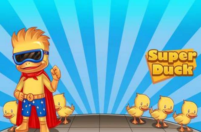 玩法很类似于fc游戏马里奥和冒险岛,作为横版休闲冒险游戏超级鸭子