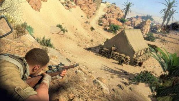 狙击精英暗杀操作方式