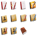 多种记事本ico图标
