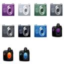 品牌立体相机设计png图标