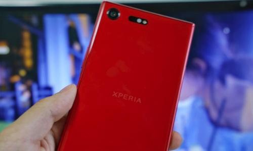 索尼Xperia XZ Premium大紅色真機曝光