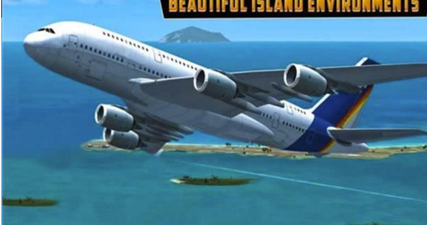 想要获得驾驶飞机的快感就来试试岛飞机飞行模拟器手机版吧!它是有趣的飞行模拟驾驶休闲游戏,玩家们需要操控飞机前往各个小岛!只有合理的控制飞机的航行速度和路线才能确保飞机有足够的染料抵达目的!游戏还是有些难度的,对岛飞机飞行模拟器手机版感兴趣的朋友不要错过啦!