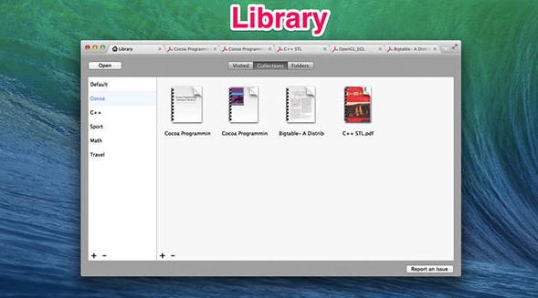 PDF Reader X for Mac特色