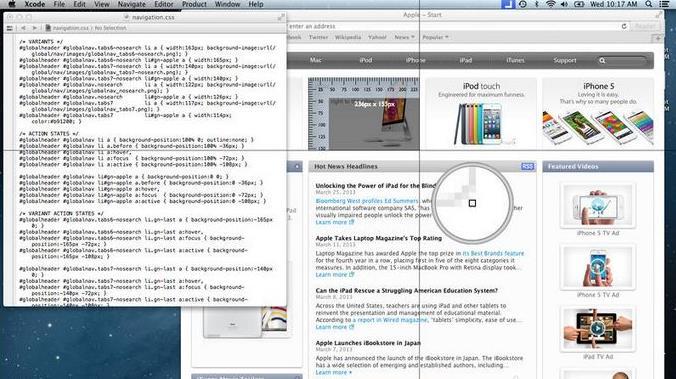 screencaptcoord苹果电脑版界面图片