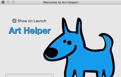 整状态栏,建立PDF样本目录和更常见的任务.-Art Helper for mac下
