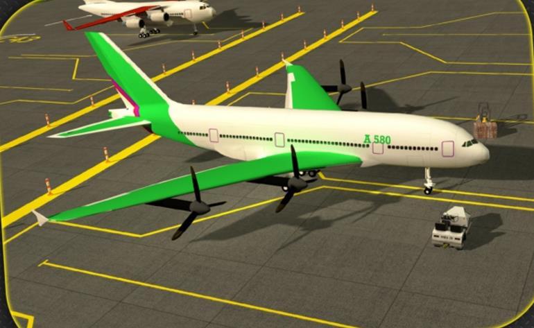飞机运输安卓版下载  超级酷的图形和精心制作的动画