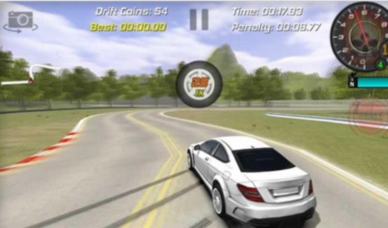 赛车急速漂移安卓版下载 Top Speed Car Drag Drift v1 最新版