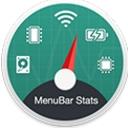 MenuBar Stats苹果电脑版